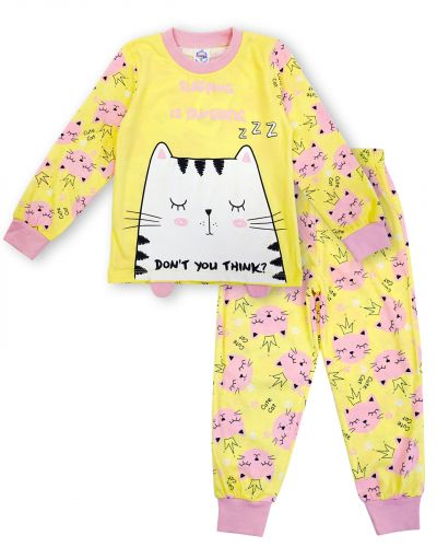 "Пижама для девочки 3-7 лет Bonito Animals ""Kiti"""