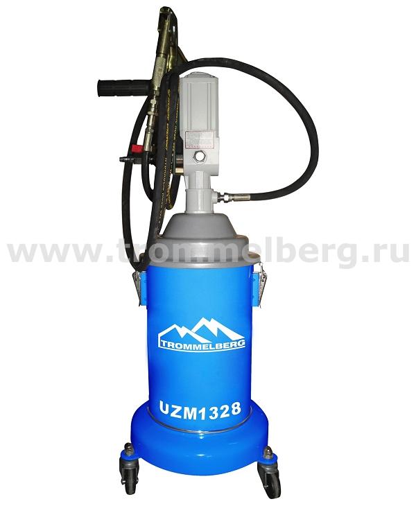 Солидолонагнетатель с пневматическим насосом UZM1328