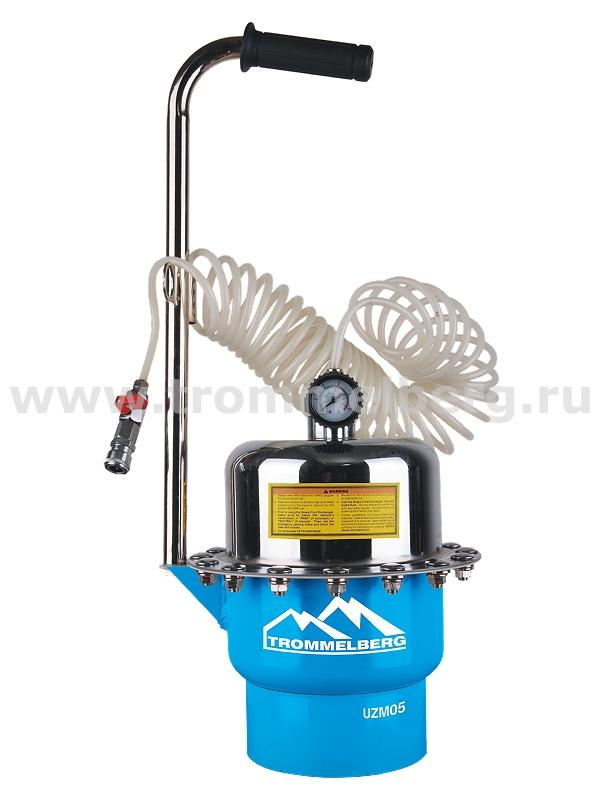 Установка для замены тормозной жидкости UZM05