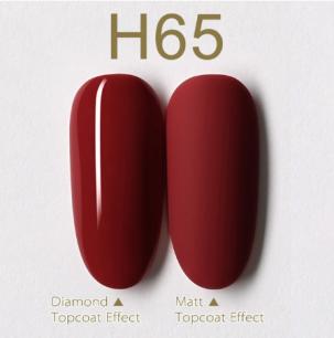 """Гель лак Venalisa """"RED серия"""" H65"""