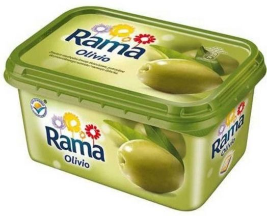 Спред RAMA OLIVIO раст-жиров 475г