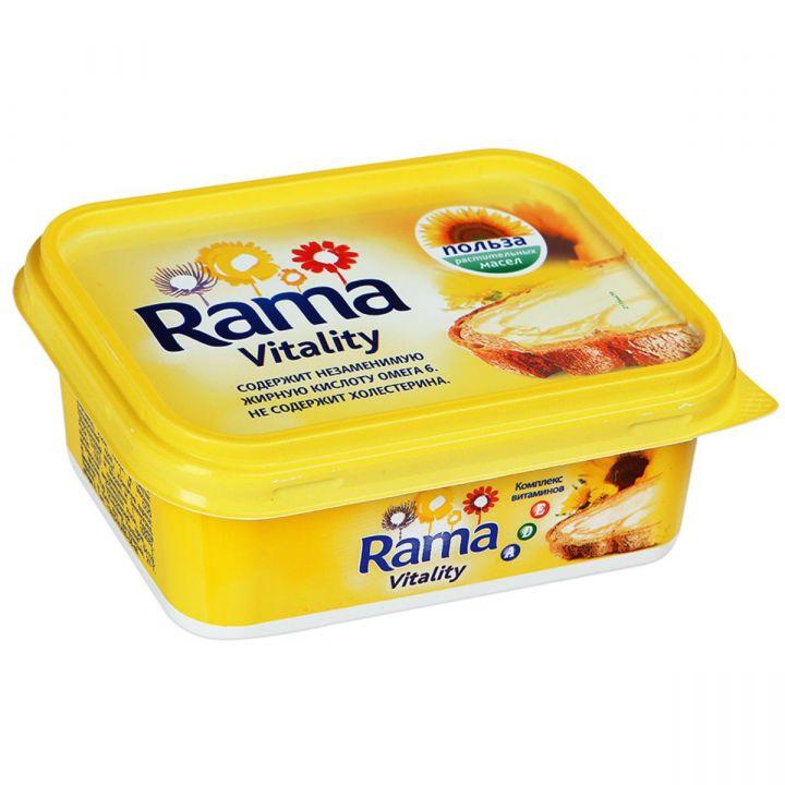 Спред RAMA VITALITI раст-жир 250г