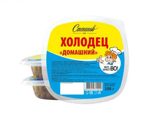 Холодец Степанов 250г Домашний
