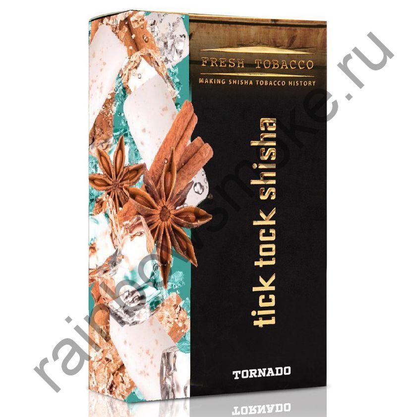 Tick Tock Hookah 100 гр - Tornado (Ice Gum & Cinnamon) (Ментоловая Жвачка и Корица)