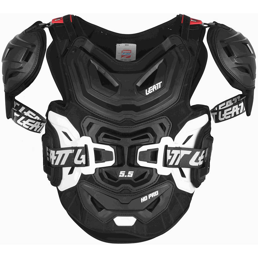 Leatt Chest Protector 5.5 Pro HD Black защитный жилет