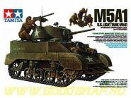 1/35 Амер. танк М5А1