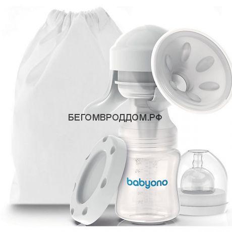 Молокоотсос ручной ANATOMY/BabyOno