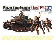 1/35 Нем.танк Pzkpw II Ausf F/G