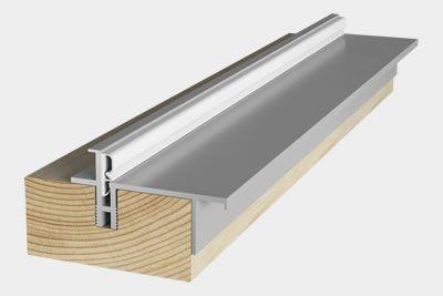 Скрытый короб SECRET 2100 мм для межкомнатных дверей