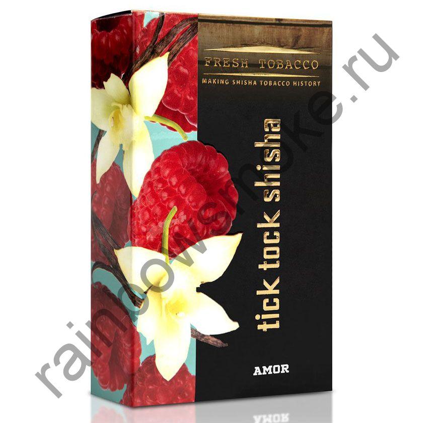 Tick Tock Hookah 100 гр - Amor (Raspberry & Vanilla) (Малина и Ваниль)