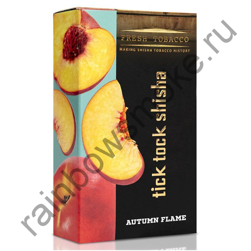 Tick Tock Hookah 100 гр - Autumn Flame (Peach) (Персик)