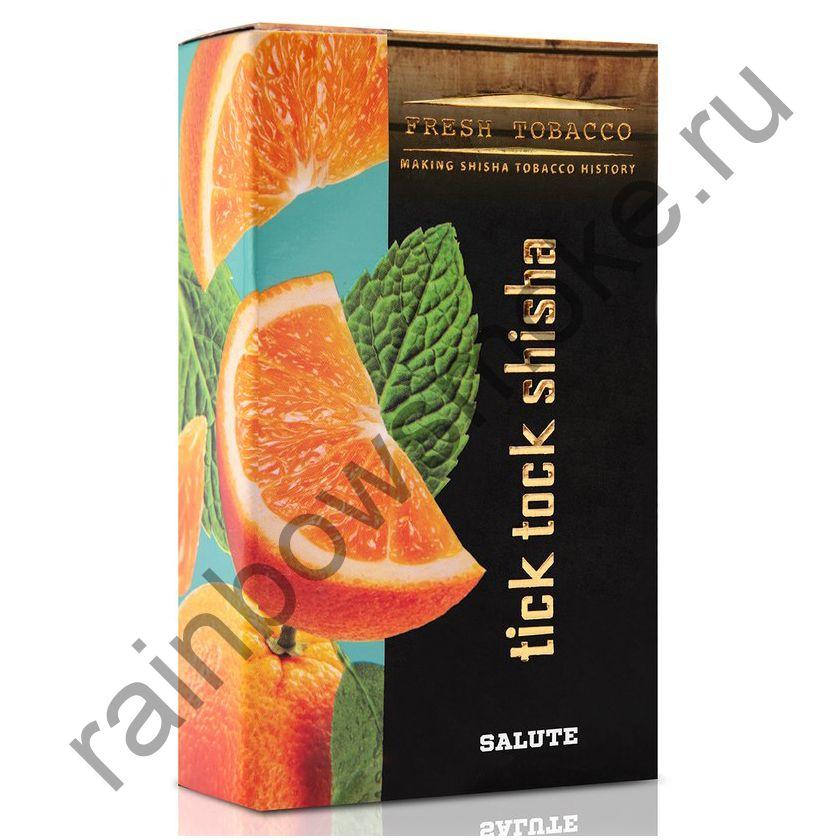 Tick Tock Hookah 100 гр - Salute (Orange & Mint) (Апельсин и Мята)