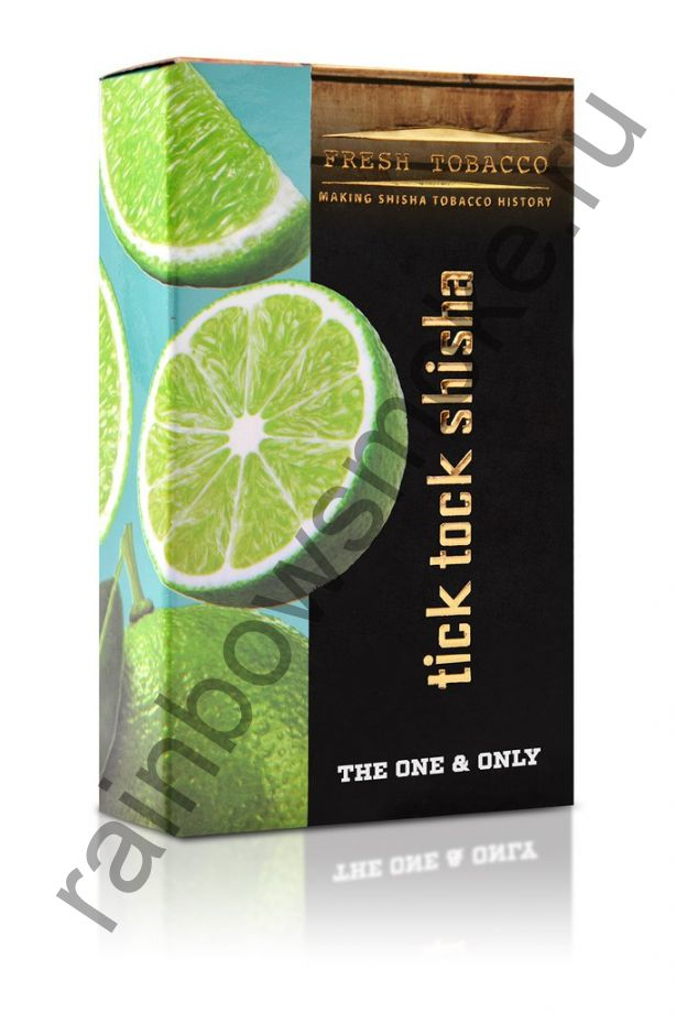 Tick Tock Hookah 100 гр - The One & Only (Lime) (Лайм)