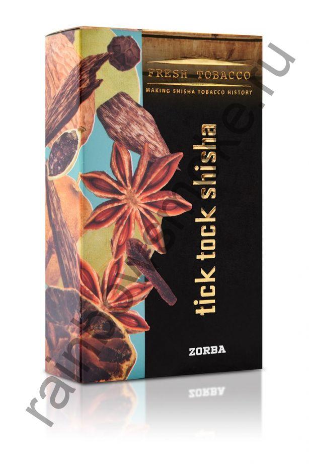 Tick Tock Hookah 100 гр - Zorba (Pan Rasna) (Пан Раас)