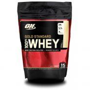 100% WHEY GOLD STANDARD от Optimum Nutrition 1 lb 450 гр