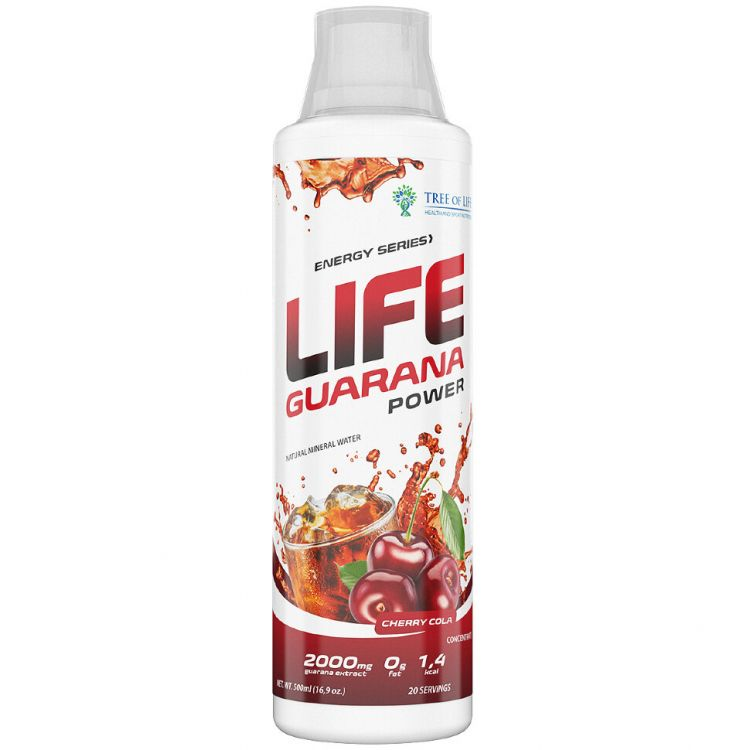 Life Guarana Power Concentrate от Tree of Life 500ml