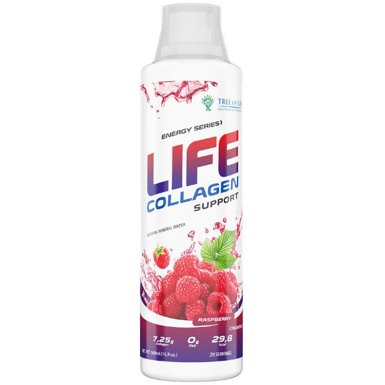 Life Collagen Support от Tree of Life 500ml