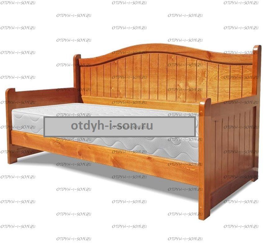 Кровать Дайсу №7, любые размеры