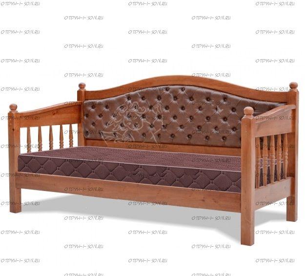 Кровать Дайсу №12, любые размеры