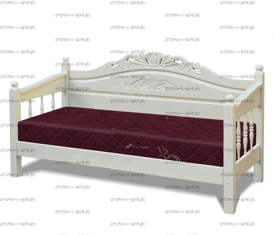 Кровать Дайсу №14, любые размеры