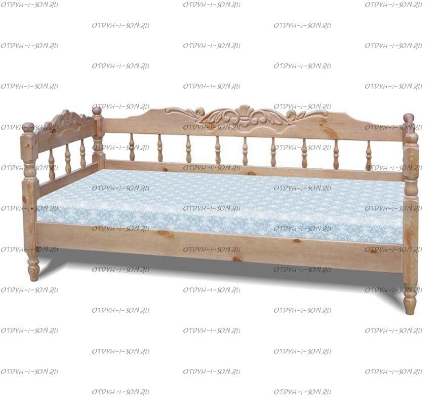 Кровать Дайсу №15, любые размеры