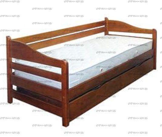 Кровать Дайсу №17, любые размеры