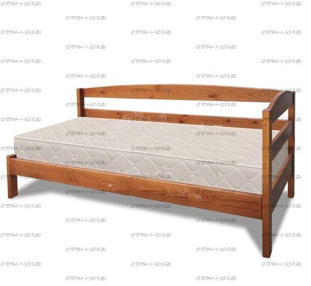 Кровать Дайсу №18, любые размеры