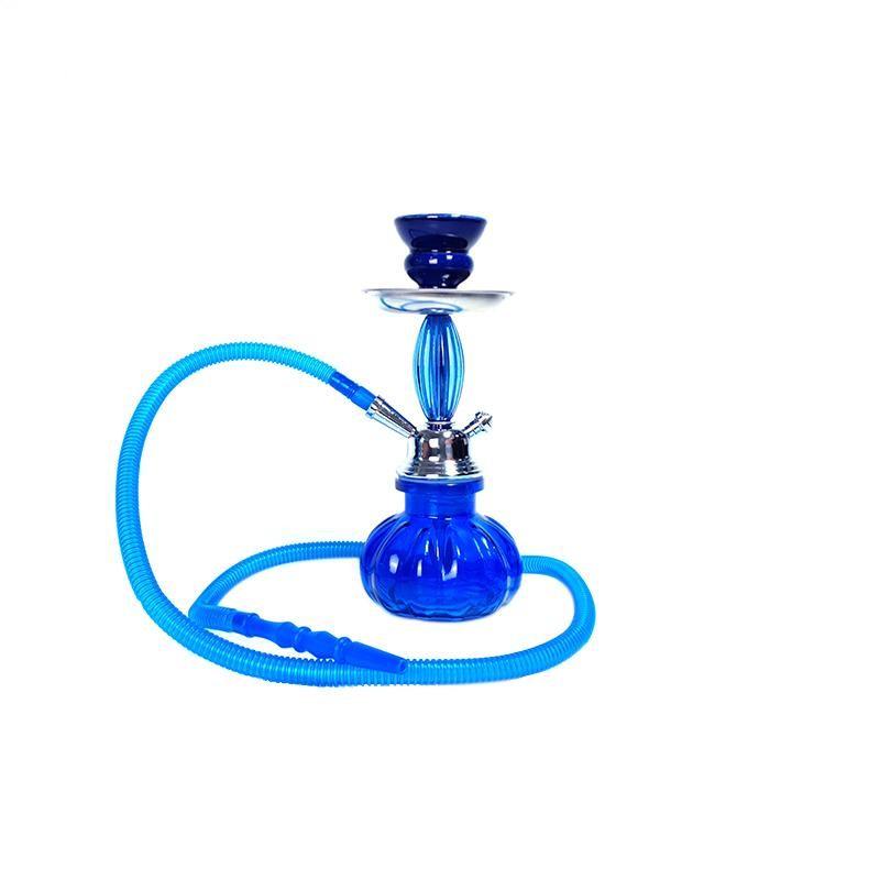 Кальян Babilon 051 Blue — 25см