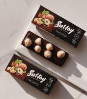 Шоколад на керобе  с фундуком и шелковицей , 25 грамм