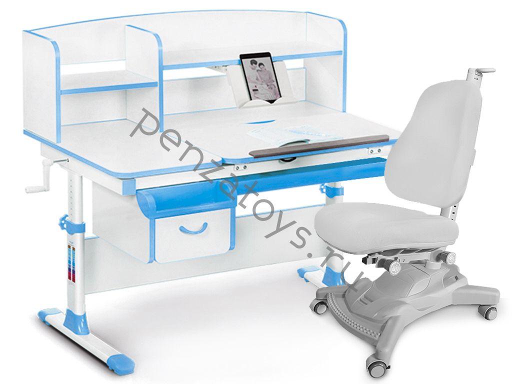 Комплект Парта+кресло Mealux EVO-50