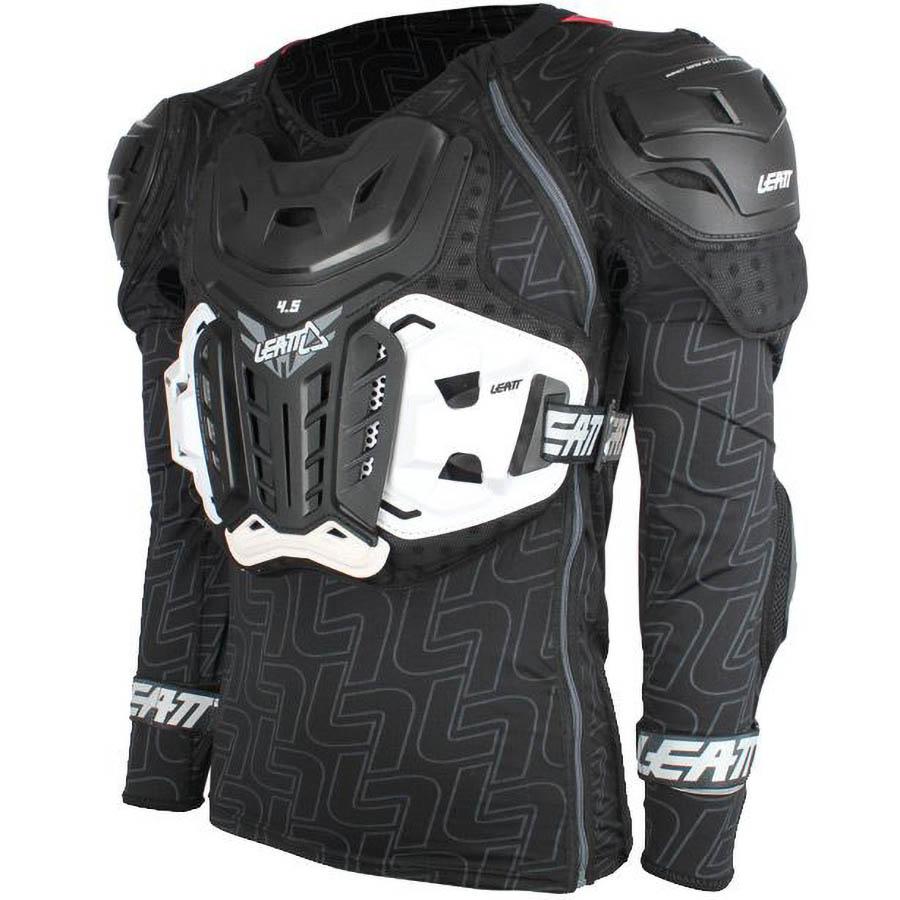Leatt Body Protector 4.5 Black защитный жилет