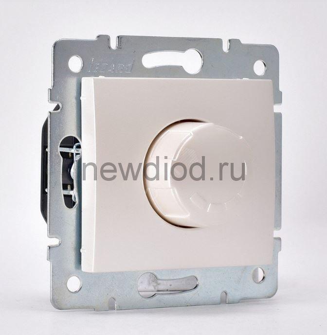 KARINA Диммер 800 Вт жемчужно-белый перламутр (10шт/120шт)
