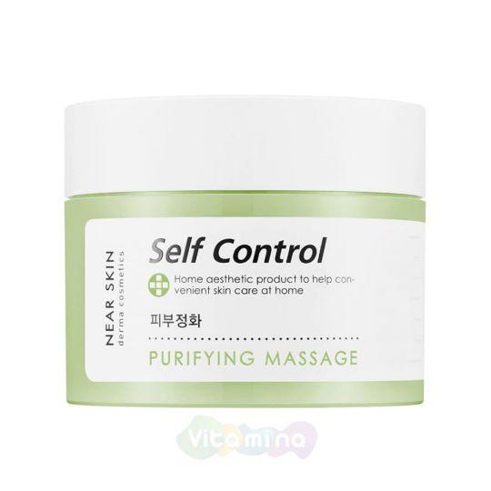 Missha Очищающий массажный крем для лица Near Skin Self Control Purifying Massage, 200 мл