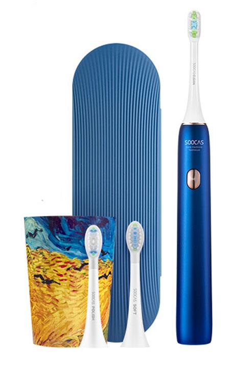 Электрическая зубная щетка Soocas X3U Van Gogh Museum Design