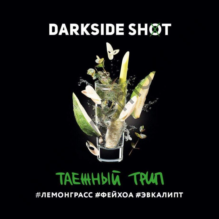DarkSide Shot 120 гр - Таёжный Трип