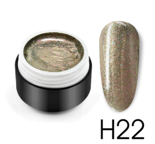 """Гель лак Venalisa """"Laser Rainbow"""" H22"""