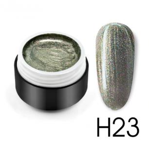 """Гель лак Venalisa """"Laser Rainbow"""" H23"""
