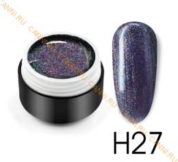 """Гель лак Venalisa """"Laser Rainbow"""" H27"""