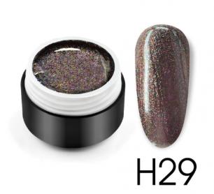 """Гель лак Venalisa """"Laser Rainbow"""" H29"""
