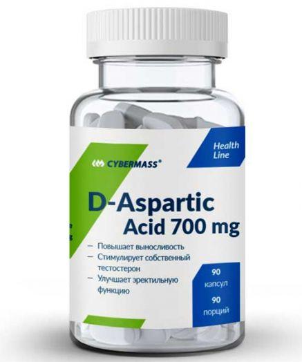 Cybermass - D-Aspartic Acid