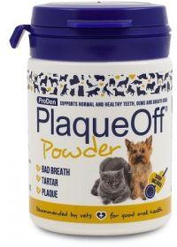 ProDen PlaqueOff Средство для профилактики зубного камня у собак и кошек, 40 г