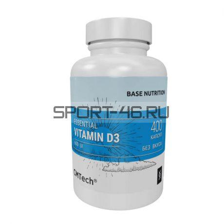 ПКТ и прочее Витамин D3 600 МЕ (CMTech Nutrition)