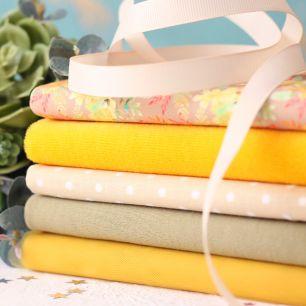 Набор тканей для пошива Золотая осень