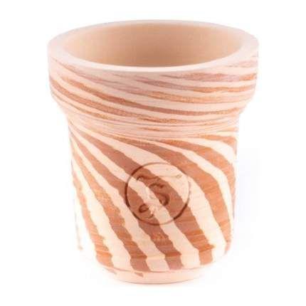 Чаша ST Classic - Tornado Infinity (Рисунок Красный Рифленая)