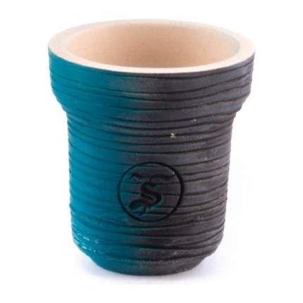Чаша ST Classic Indigo - Черно-Голубая Infinity