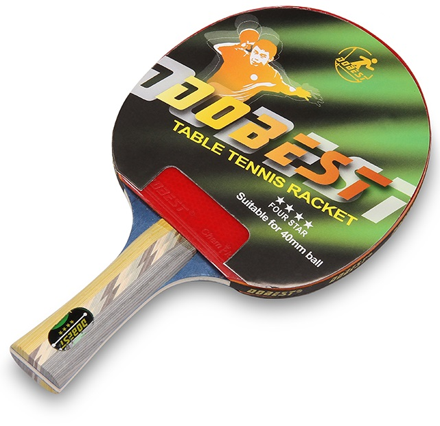 Ракетка для настольного тенниса DOBEST 4 звезды