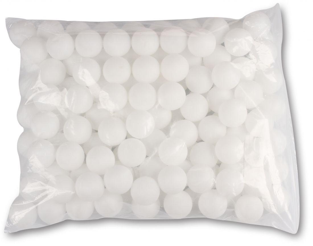 Шарики для настольного тенниса CA-080 150шт белые