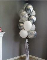 Композиция из гелиевых шаров №14