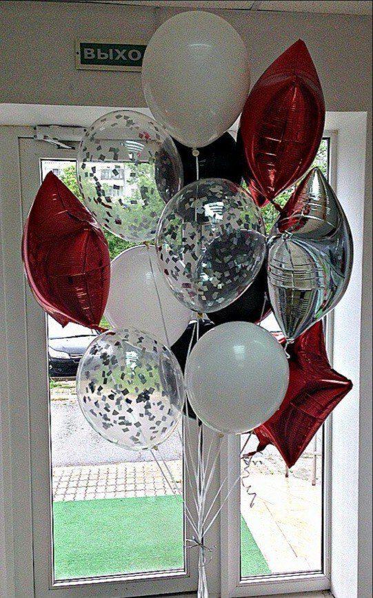 Композиция из воздушных шаров № 60