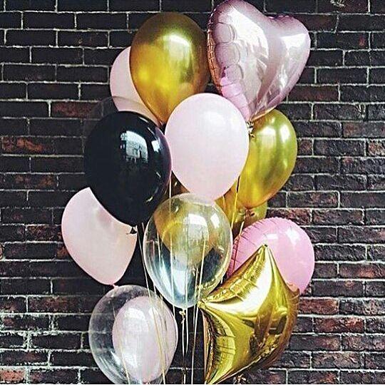 Композиция из воздушных шаров № 69
